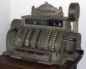 Cash register = Chloroplast