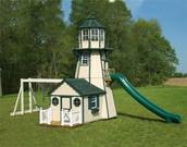 Lighthouse playset