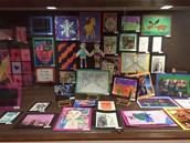 Douglas Art on Display!