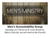 Men's Accountability Group
