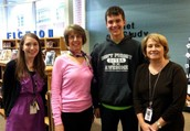 DRHS Library Helps Students  Succeed