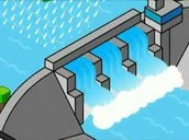 Durante el proceso de generación de energía, el agua no se agota ni se contamina.