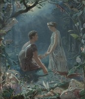 Lysander and Hermia