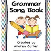 Grammar Song Book