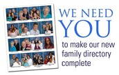 2016 Church Directory