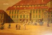 memories of old Vienna theatre