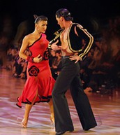 Because the dance developed in France, the steps of the Spanish Paso Doble actually have French names.