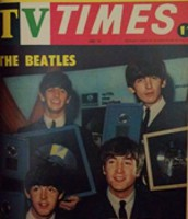 TV Times Magazine Cover
