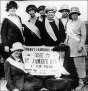 1920s suffrage