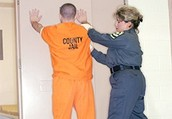 What correctional officers do