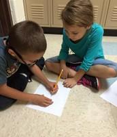 3rd Grade Writing Buddies