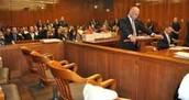 Grand Jury Hearing