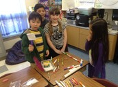 Can we move the paperclip without touching the magnet?