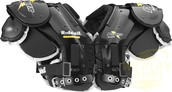just a pair of shoulder pads to keep you safe from injurys
