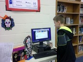 Students voted using Google Forms