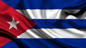 La bandera de Cuba