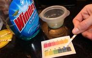 pH of 11