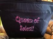Queen of Sales!