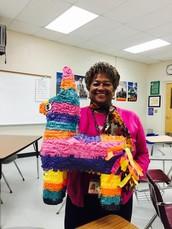 SPANISH SPOTLIGHT WITH MS. SANDERS!