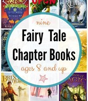 Fairy Tale Chapter Books