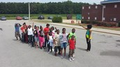 Bus Safety Workshop with Ms. Simmons