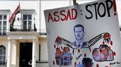 Protestors Against al-Assad's Murders