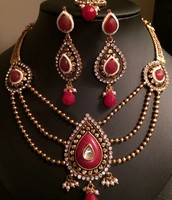 Studded Necklace Sets