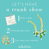 Who will be the first hostess to debut the Summer line? YOU!
