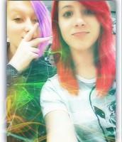 Ash and I