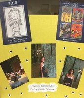 Congratulations Reinhardt Student for Poetry Competition