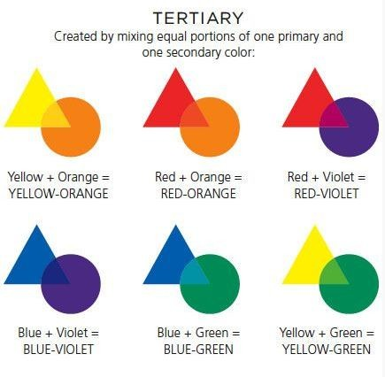 Can You Identify The Color Scheme Used In These Examples