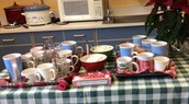 Hot Cocoa + Cookies!