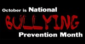 No Place for Hate - National Bully Prevention Month