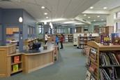 Buxton Center Elementary School Summer Library Program