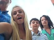 My family selfie?