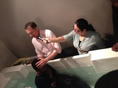 Getting baptized in Jesus name