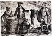 fur - trading with indains