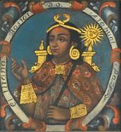 Arrest of Atahuallpa