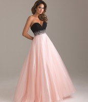 Una hermoso vestido de fiesta