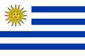 Uruguays Flag