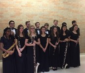 All-Region Band Students Perform