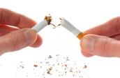 Elimine los cigarrillos y otras fuentes de tabaco de su casa, carro y trabajo