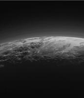 Plutos atmosphere