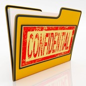 Confidentiality and Discretion