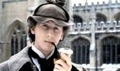 Character Analysis - Sherlock Holmes