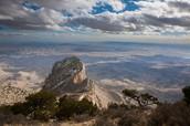 Guadalupe Peak!