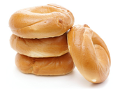 bagel ingredient list - please send an alternate snack if any of these ingredients are problematic
