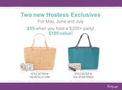May Hostess Exclusives!!!