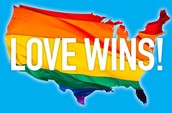 Marriage equality was passed!