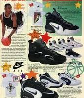 Penny Hardaway and Nike